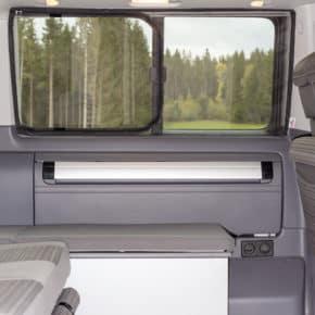 Brandrup Moskitonetz für VW T6.1 California Beach - VW T5 / T6 / T6.1 mosquito net california