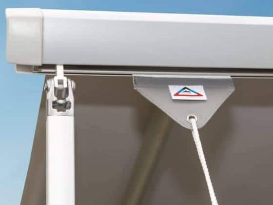 Awnings bracing Set for VW T6 / T5 California Rolling Awning