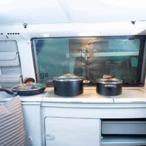 Kochen und Küche