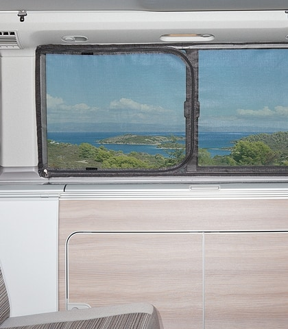 flyout schiebet r ffnung vw t5 multivan startline beach. Black Bedroom Furniture Sets. Home Design Ideas
