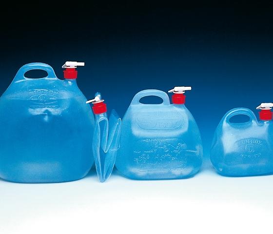 WIEST&BRANDRUP-100300001-Faltwasserbehälter 5 Liter