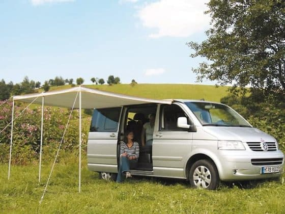 TOP-SAIL Canopy / Awning VW T6 / T5 / T4