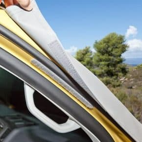 ISOLITE Outdoor: Insulation for windscreen VW T4