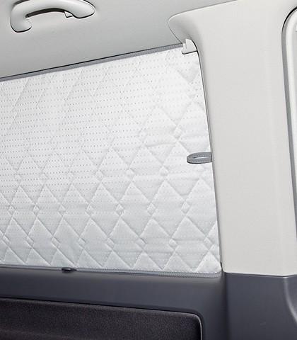 ISOLITE Extreme VW T6 und T5 mit PKW-Verkleidung, Schiebefenster oder starres Fenster B-C-Säule, links (ohne Schiebetür)