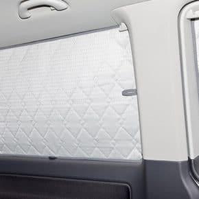 ISOLITE Extreme für Seitenfenster VW T6 und T5 Multivan mit kurzem Radstand, C-D-Säule, links