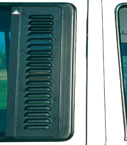 AIRSCREEN Lüftungseinsatz für VW T4 Schiebefenster