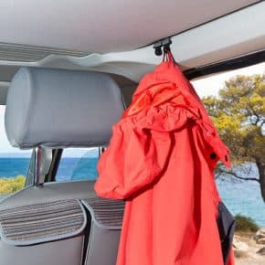 Clothes Hook Set for VW T5 California