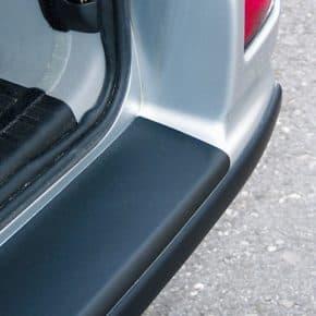 Schutzfolie Heckklappe VW T4, schwarz für lackierte Stoßfänger, Art.Nr. 100704202