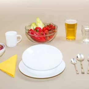 """Trink-/Bierglas aus dem Set """"Gourmet"""", 560 ml, stapelbar, Art.Nr.: 100800303"""