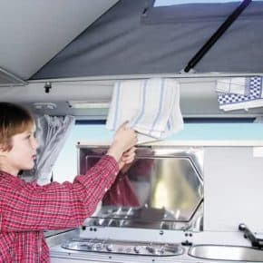 Handtuchhalter VW T4