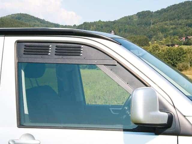 Frischlüfter VW T6/T5 für Fahrer- und Beifahrerfenster