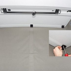 ISO-TOP MK IV: insulation for VW T6 California pitch roof (manual)