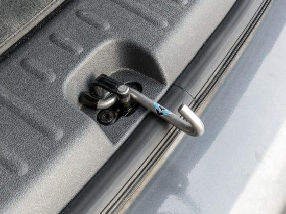 AIRSAFE Heckklappe Aufsteller für VW Caddy 4/3, VW T6/T5 ohne Heckklappen-Zuziehhilfe und alle VW-T4
