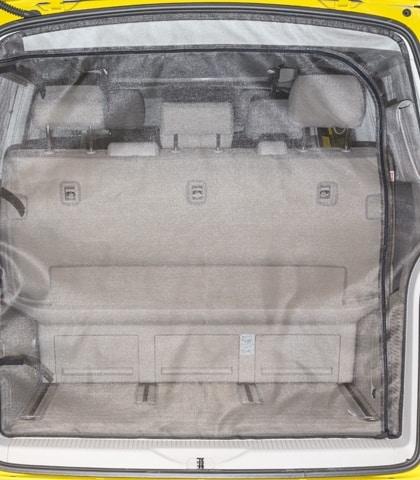 FLYOUT Moskitonetz für Heckklappe des VW T6/T5