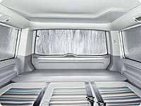 ISOLITE Inside for tailgate window of the VW T6