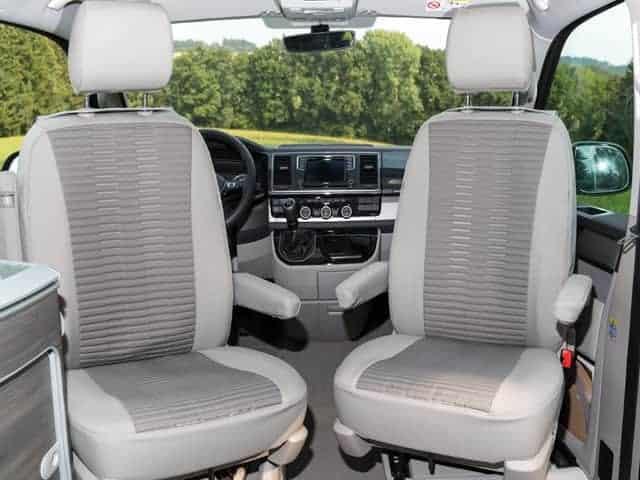 """Valley"" Kissen VW T6 California Ocean Design"