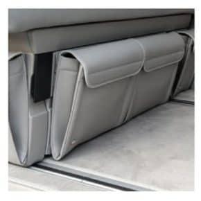 UTILITIES: 2 Taschen für Bettkasten VW T6/T5! Mehr als 100 Jahre erfolgreich in der Mobilitätsbranche: Große Auswahl an Fahrzeugzubehör