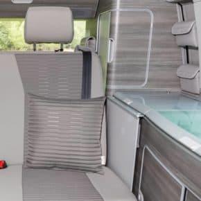 "Kissen VW T6 California Ocean im Design: ""Valley"", Art.Nr. 100707508"