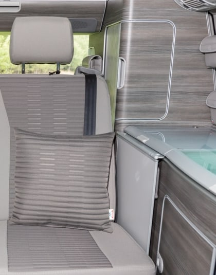"Kissen VW T6 California Ocean im Design: ""Valley"", Art.Nr. 100707508"