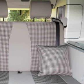 "Kissen VW T6 California Coast im Design: ""Visitamo"", Art.Nr.:100707509"