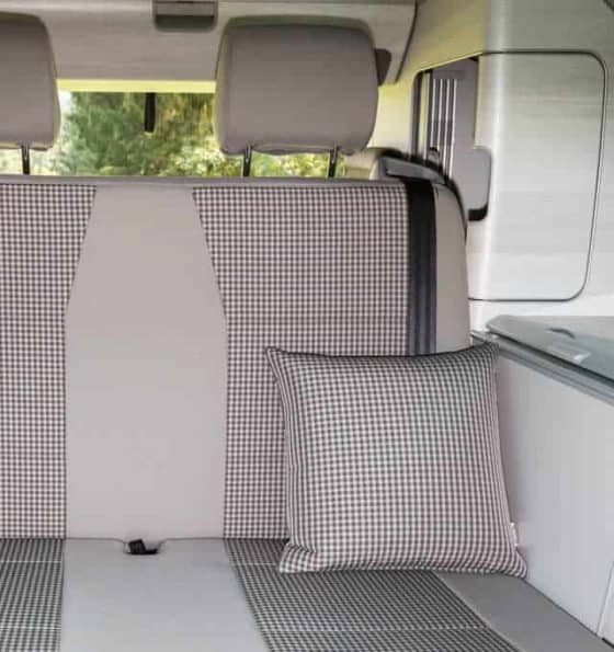 "Kissen VW T6 California Coast im Design: ""Visitamo"", Art.Nr.:100707509"