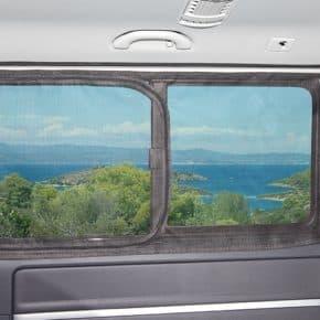 Moskitonetz für Schiebefenster des VW T6/T5 Multivan