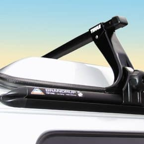 TOP-RAIL spoiler set VW T4 right, TOPRAIL spoiler set VW T6 / T5 right, TOP-RAIL aluminum profile: gutter for VW-T4 with short wheelbase, rain gutter for VW-T4 with long wheelbase, TOP-RAIL aluminum profile: gutter for VW T6 / T5 with short wheelbase, right, TOP-RAIL aluminum profile: gutter for VW T6 / T5 with short wheelbase left