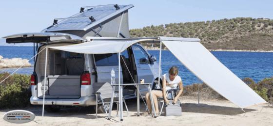 Brandrup Sidewall for Californina Awning for VW T5 T6 T6.1