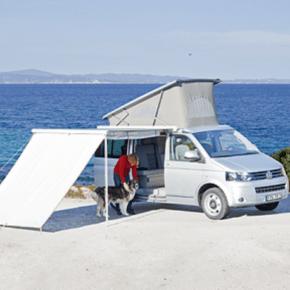 Rollmarkisen-Vorderwand für VW T6.1 / T6 / T5 California