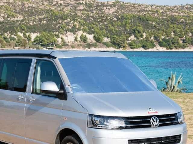 ISOLITE Outdoor für VW Crafter