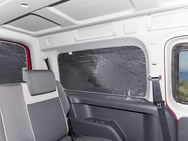 Verdunkelung für VW Caddy 4, ISOLITE Inside Seitenfenster C-D-Säule links, VW Caddy 4 LR,ISOLITE Inside Isolierung VW Caddy 3 LR ab 2011 für Seitenfenster, C-D-Säule, links, ISOLITE Inside VW Caddy 3 Seitenfenster, C-D-Säule links, kurzer Radstand ab 2011