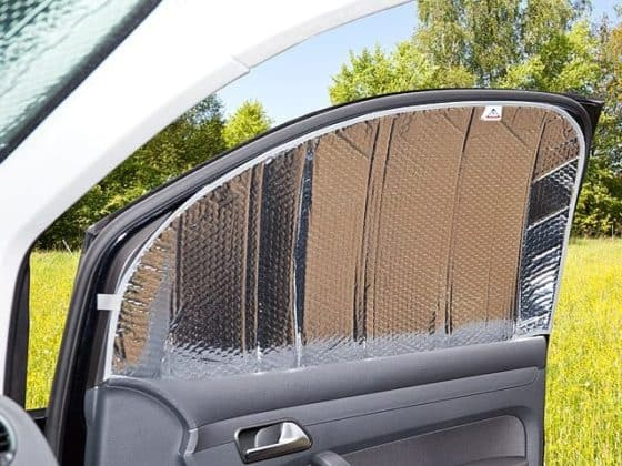 ISOLITE Inside Cab windows VW Caddy 4 KR / LR, 5-piece, ISOLITE Inside Cab windows VW Caddy 3