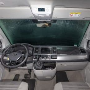 ISOLITE Outdoor plus VW T6 / T5: 1 x ISOLITE Outdoor + 2 x ISOLITE Inside for cab side windows