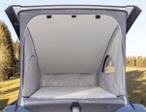 ISO-TOP MK VI, Aufstelldach-Isolierung für VW T6/ T6.1 California mit elektrohydraulischem Aufstelldach