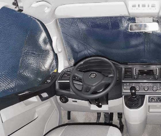 Brandrup Isolite Inside Isolierung für das Fahrerhaus VW T5 T6 T6.1 und Grand California
