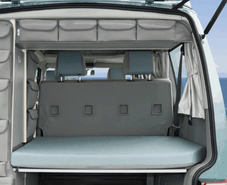 UTILITY für den heckabschluss des VW T4 California in