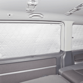 Brandrup ISOLITE Extreme insulation for the sliding window in the sliding door on the right for VW T6.1 / T6 - Large selection of Brandrup products