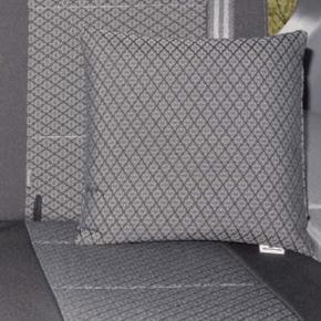 "Brandrup Kissen, ca. 40 x 40 cm, Design ""Quadratic"""