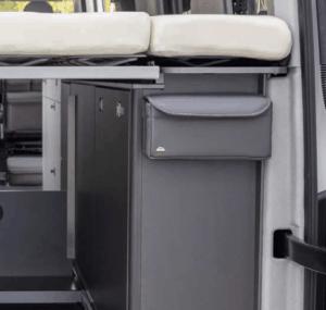 Utility Tasche zur Anbringung am Heck rechts im VW Grand California 600 und 680