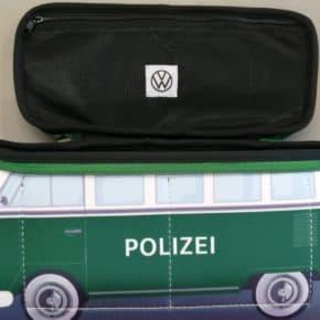 "VW ""Police Car"" toilet bag - multifunctional bag with print"