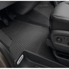 Floor mats - all weather for the VW T6.1 California, Multivan and Caravelle