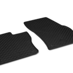 Set of all weather mats for VW Caddy 5 without lettering