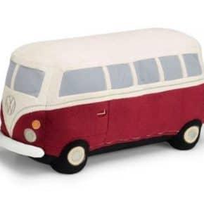 VW T1 Bus aus Plüsch - Bulli Kissen bzw. Nackenrolle