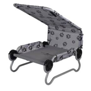 Dog Bed Large - fully assembled mobile sleeping place for dogs
