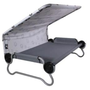 Dog Bed Large - Mobile sleeping place for dogs Dog Bed Large - Mobile sleeping place for dogs in the front