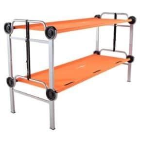 Doppel-Feldbett Disc-O-Bed Disc-Bunk Etagenfeldbett in orange