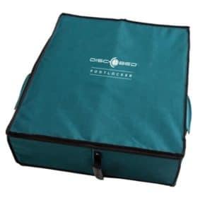 Disc-O-Bed Footlocker zur Aufbewahrung von Kleidung unter dem Feldbett