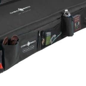 Sol-O-Cot Feldbett-Seitentasche in schwarz als zusätzlicher Stauraum für das Disc-O-Bed - Wiest Online Shop für Campingzubehör