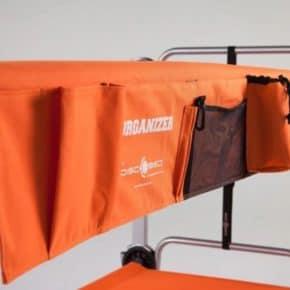in orange für das Disc-Bunk in orange