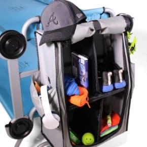 Die Cabinet Garderobe für das Kid-O-Bunk Doppelfeldbet für Kinder bietet eine Menge Platz und schafft Ordnung